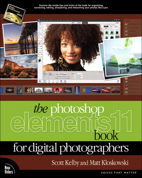 Photoshop Elements 11 Book for Digital Photographers, CourseSmart eTextbook, The