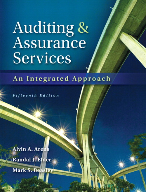 Auditing and Assurance Services with ACL Software CD, 15th Edition