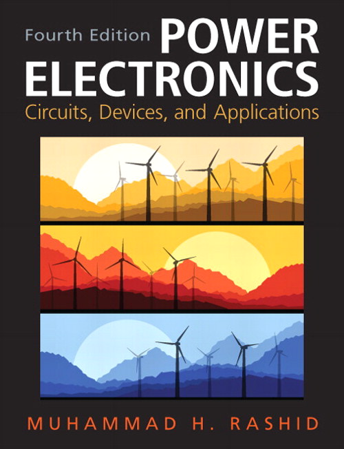 Power Electronics: Circuits, Devices & Applications, CourseSmart eTextbook, 4th Edition