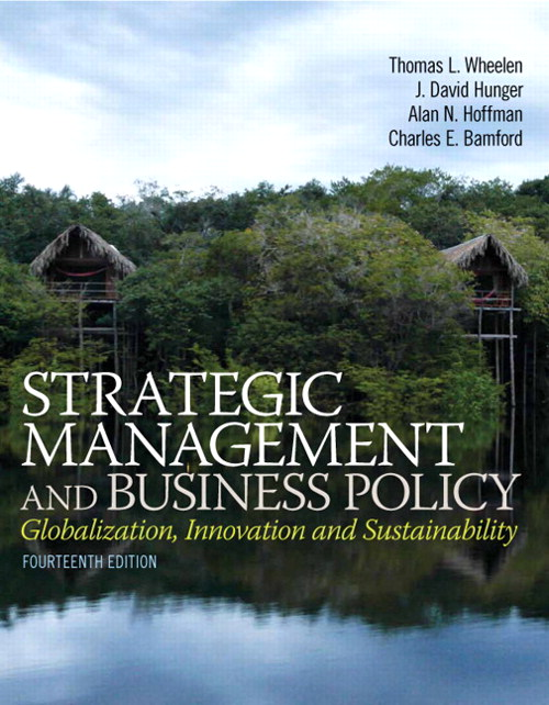 Concepts in Strategic Management and Business Policy, CourseSmart eTextbook, 14th Edition