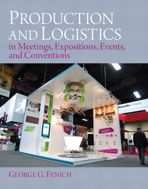 Production and Logistics in Meeting, Expositions, Events and Conventions, CourseSmart eTextbook