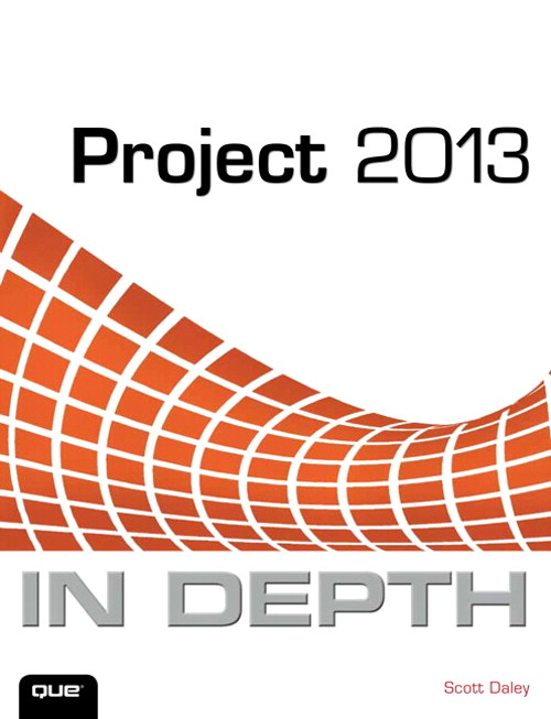 Project 2013 In Depth, CourseSmart eTextbook