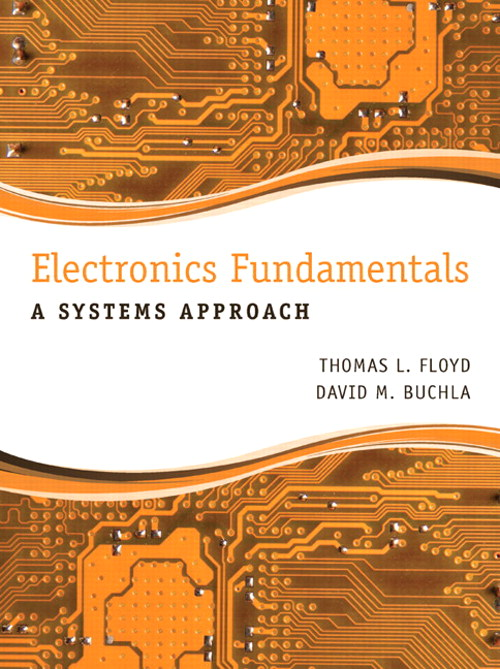 Electronics Fundamentals: A Systems Approach, CourseSmart eTextbook