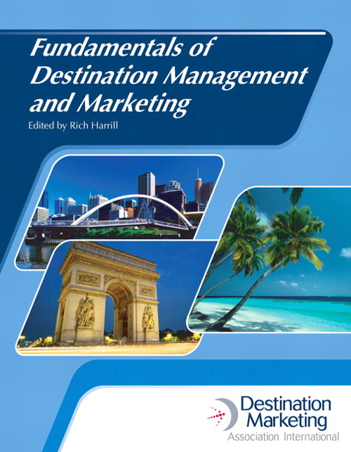Fundamentals of Destination Management and Marketing (AHLEI), CourseSmart eTextbook