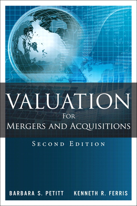 Valuation for Mergers and Acquisitions, CourseSmart eTextbook, 2nd Edition