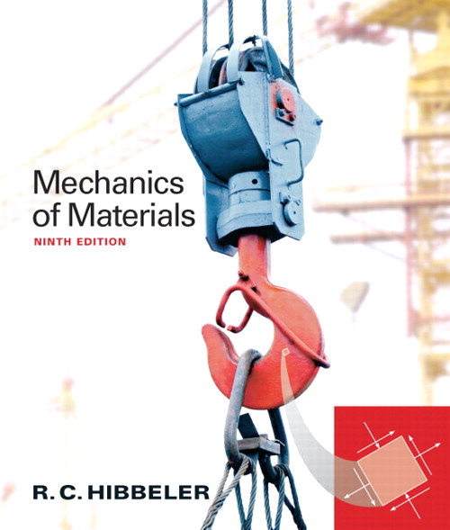 Mechnics of Materials, CourseSmart eTextbook, 9th Edition