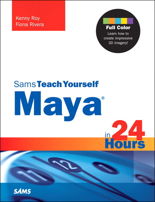Maya in 24 Hours, Sams Teach Yourself, CourseSmart eTextbook