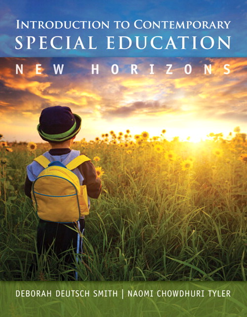 Introduction to Contemporary Special Education: New Horizons, CourseSmart eTextbook