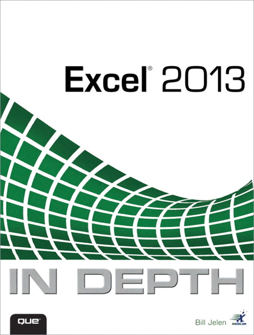Excel 2013 In Depth