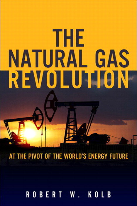 Natural Gas Revolution, The: At the Pivot of the World's Energy Future, CourseSmart eTextbook