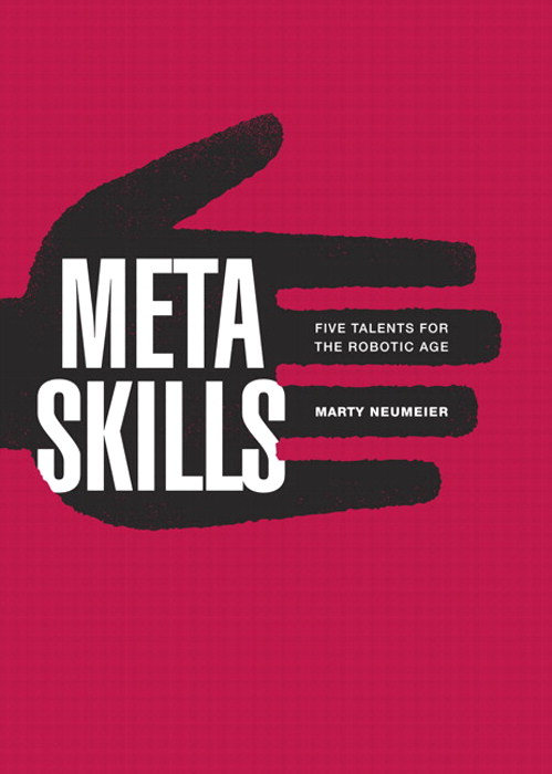 Metaskills: Five Talents for the Robotic Age, CourseSmart eTextbook