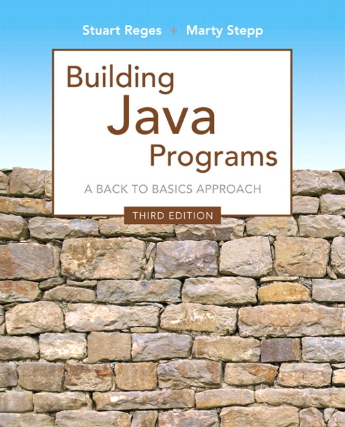 Building Java Programs, 3rd Edition