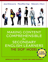 Making Content Comprehensible for Secondary English Learners: The SIOP Model, 2nd Edition