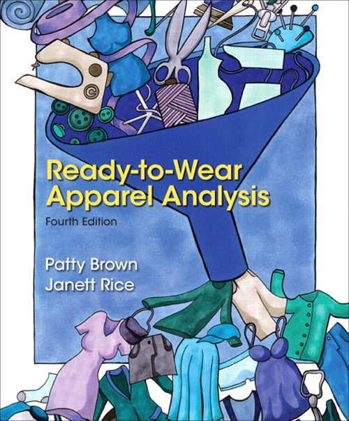 Ready-to-Wear Apparel Analysis, CourseSmart eTextbook, 4th Edition
