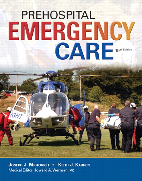 Prehospital Emergency Care, CourseSmart eTextbook, 10th Edition