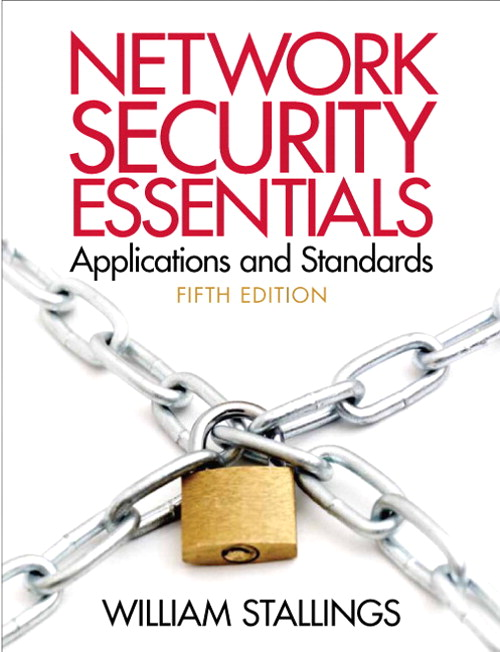 Network Security Essentials Applications and Standards, CourseSmart eTextbook, 5th Edition