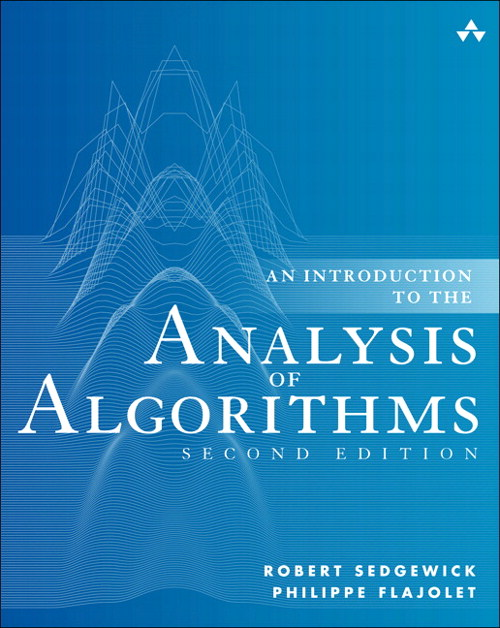 Introduction to the Analysis of Algorithms, CourseSmart eTextbook, An