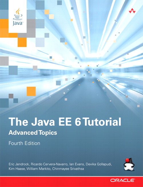 Java EE 6 Tutorial, The: Advanced Topics, CourseSmart eTextbook