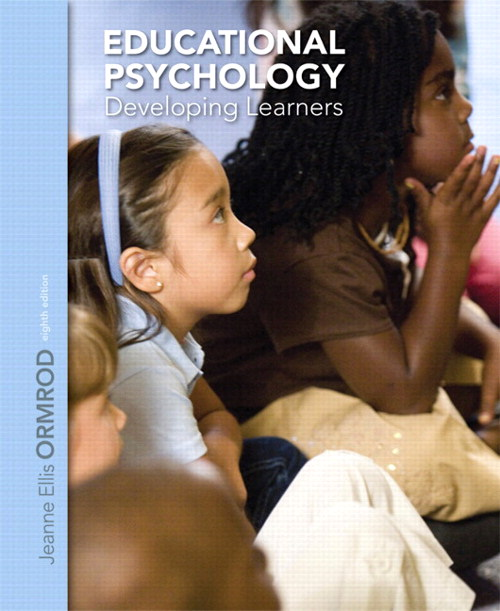 Eductional Psychology: Developing Learners with Video-Enhanced Pearson eText--Access Card Package, 8th Edition