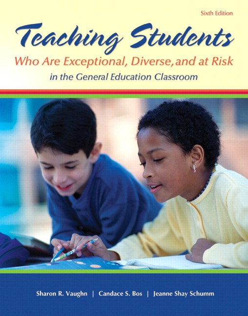 Teaching Students Who are Exceptional, Loose-Leaf Version Plus NEW MyEducationLab with Video-Enhanced Pearson eText -- Access Card Package, 6th Edition
