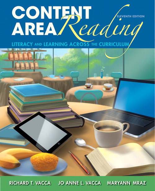 Content Area Reading: Literacy and Learning Across the Curriculum, CourseSmart eTextbook, 11th Edition