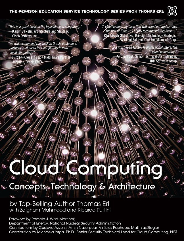 Cloud Computing: Concepts, Technology & Architecture, CourseSmart eTextbook