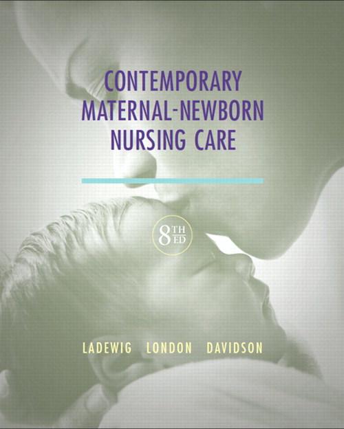 Contemporary Maternal-Newborn Nursing, CourseSmart eTextbook, 8th Edition