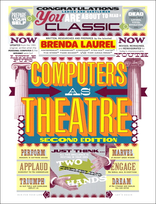Computers as Theatre, CourseSmart eTextbook, 2nd Edition