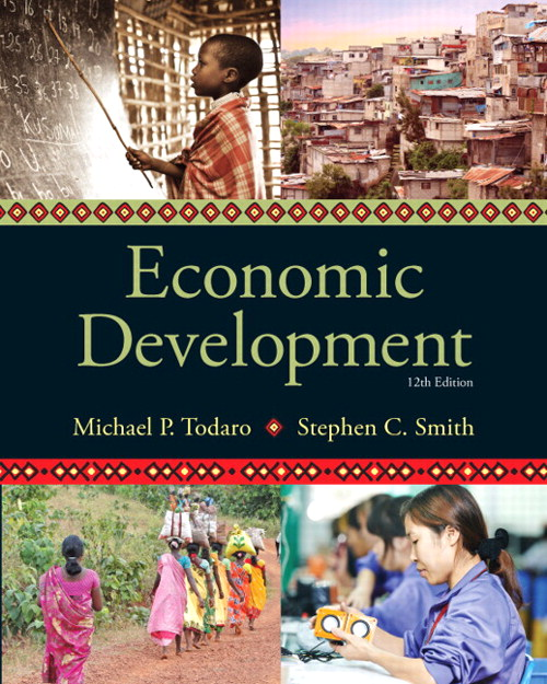 Economic Development, 12th Edition