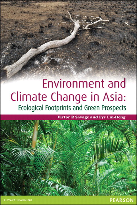 Environment and Climate Change in Asia: Ecological Footprints and Green Prospects, CourseSmart eTextbook