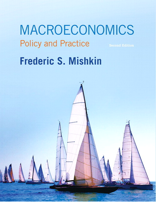 Macroeconomics: Policy and Practice, CourseSmart eTextbook, 2nd Edition