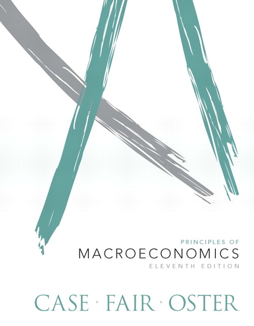 Principles of Macroeconomics, CourseSmart eTextbook, 11th Edition