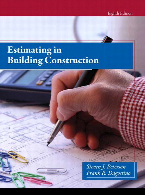 Estimating in Building Construction, 8th Edition
