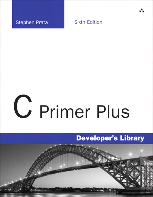 C Primer Plus, CourseSmart eTextbook, 6th Edition
