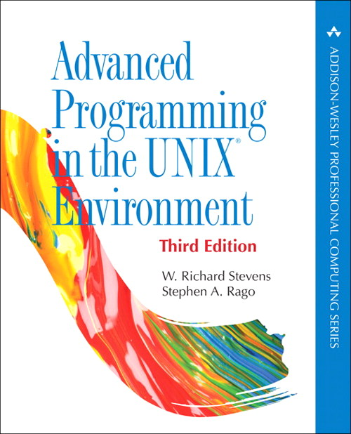 Advanced Programming in the UNIX Environment, CourseSmart eTextbook, 3rd Edition