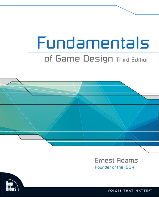 Fundamentals of Game Design, CourseSmart eTextbook, 3rd Edition