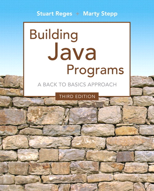 Building Java Programs: A Back to Basics Approach plus MyProgrammingLab with Pearson eText -- Access Card Package, 3rd Edition
