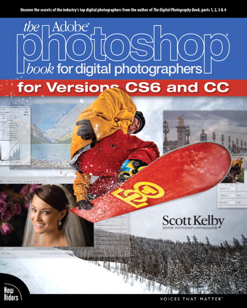 Adobe Photoshop Book for Digital Photographers (Covers Photoshop CS6 and Photoshop CC), CourseSmart eTextbook, The
