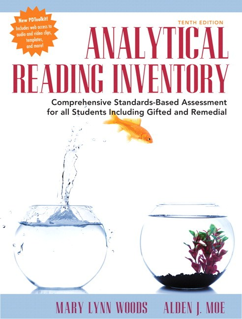 Analytical Reading Inventory: Comprehensive Standards-Based Assessment for All Students Including Gifted and Remedial, 10th Edition