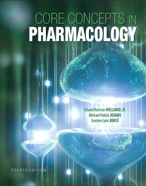Core Concepts in Pharmacology, 4th Edition
