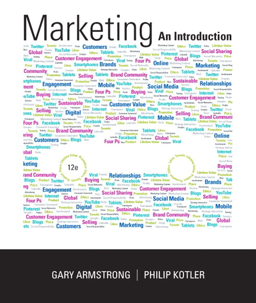 Marketing: An Introduction, CourseSmart eTextbook, 12th Edition