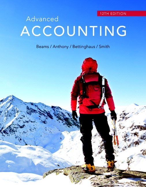 Advanced Accounting, 12th Edition
