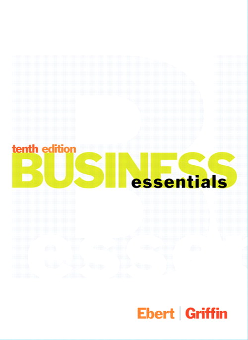 Business Essentials, 10th Edition