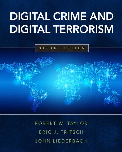 Digital Crime and Digital Terrorism, CourseSmart eTextbook, 3rd Edition