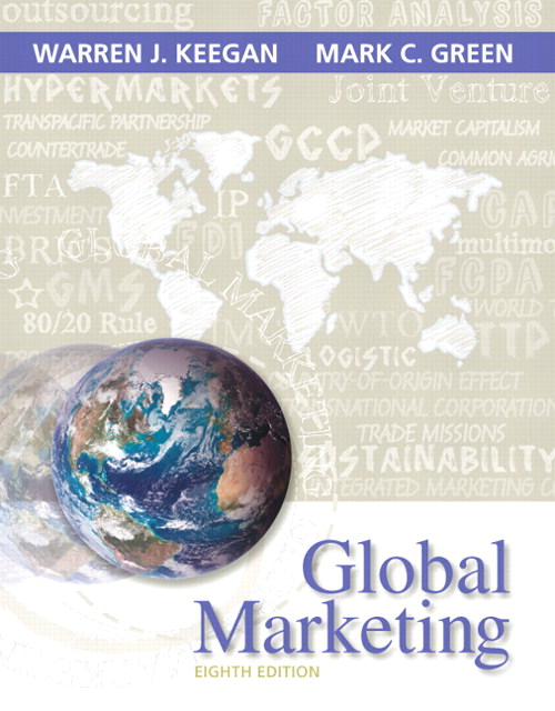 Global Marketing Plus 2014 MyMarketingLab with Pearson eText -- Access Card Package, 8th Edition