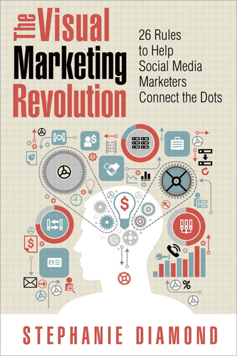 Visual Marketing Revolution, The: 26 Rules to Help Social Media Marketers Connect the Dots, CourseSmart eTextbook