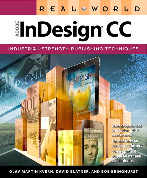 Real World Adobe InDesign CC
