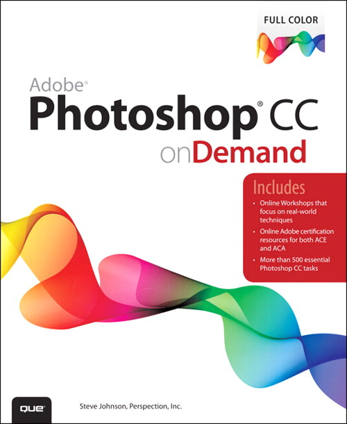 Adobe Photoshop CC on Demand