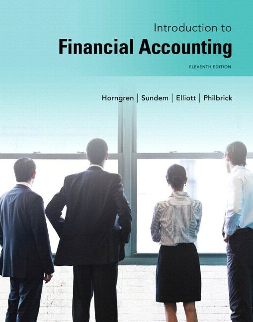 Introduction to Financial Accounting Plus NEW MyAccountingLab with Pearson eText -- Access Card Package, 11th Edition