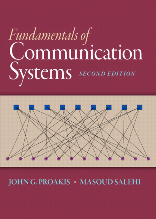 Fundamentals of Communication Systems, CourseSmart eTextbook, 2nd Edition